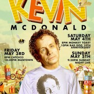 kevin Macdonal Weekend