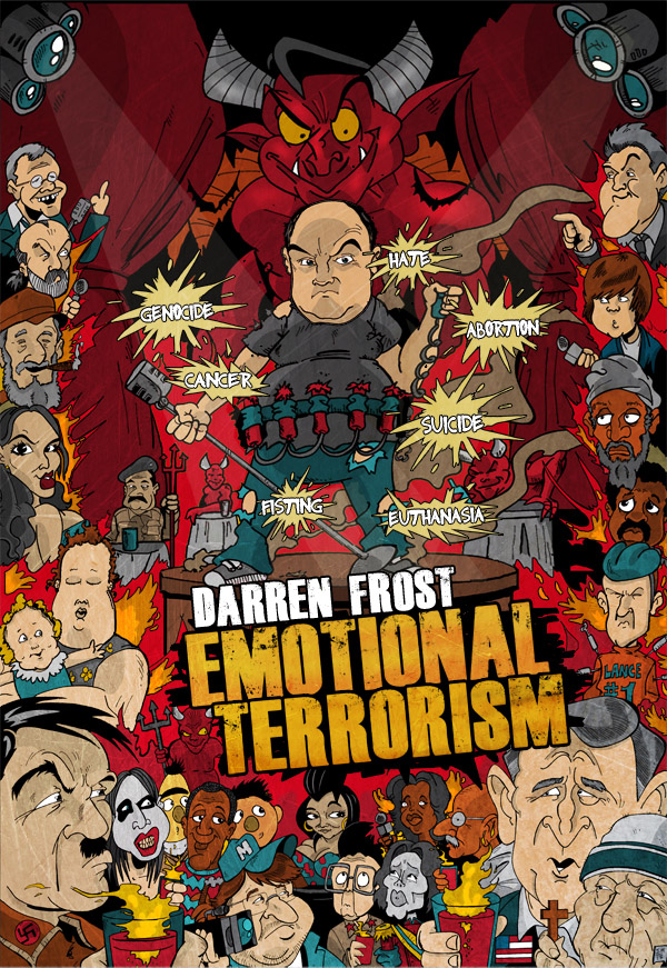 DVD Review: Darren Frost – Emotional Terrorism