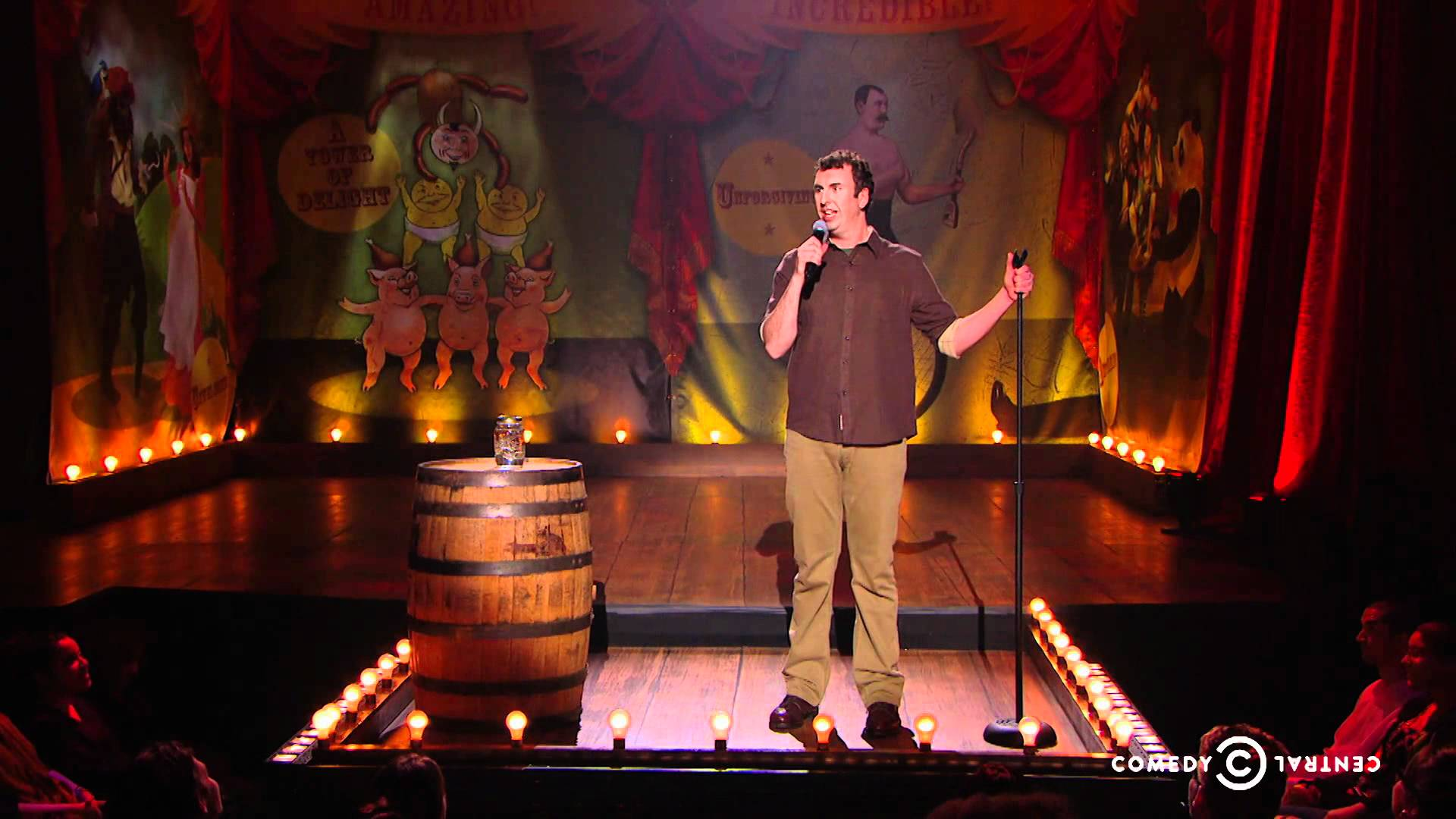 Our Q&A with Matt Braunger: A Foothold In Comedy Freedom