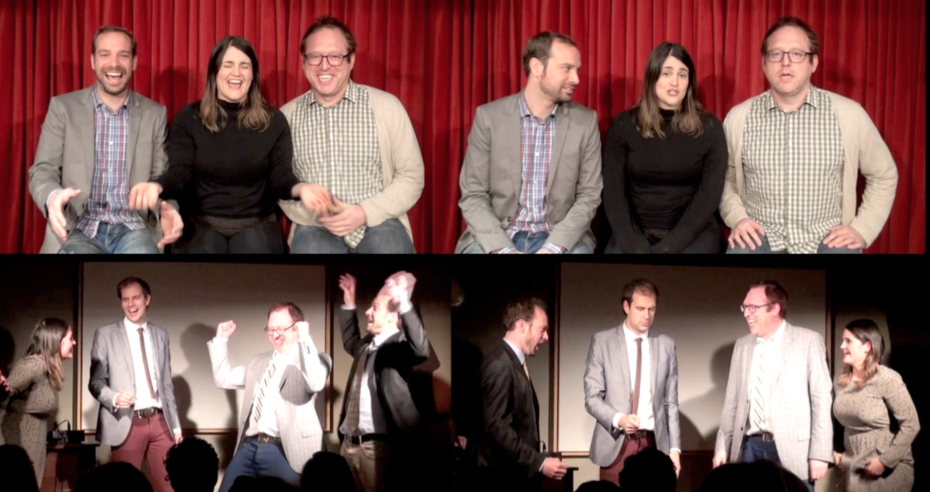 VIDEO – Our Interview with BONSPIEL! Toronto's Most Revered Improv Troupe