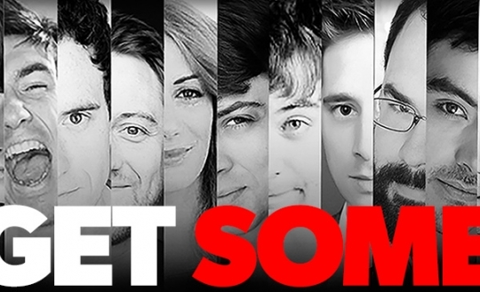 "Sketchfest Award Winning Supergroup ""GET SOME"" Receives Television Development Deal"
