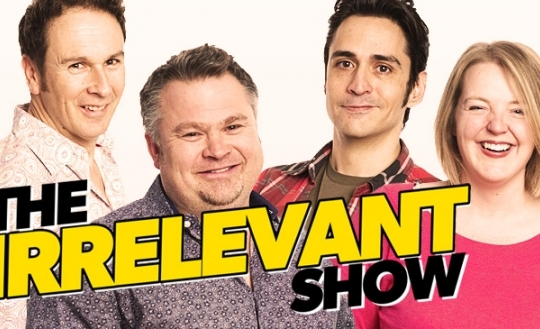 "Our Q&A with CBC's ""The Irrelevant Show"" as part of the Toronto Sketch Fest's 10th Anniversary!"