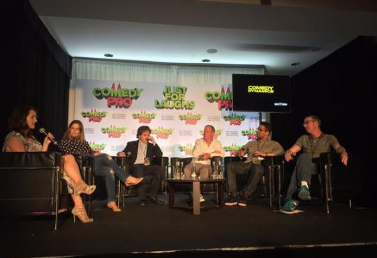 TL;DR of The Comedy Series Gold Rush Panel   Just For Laughs 2015